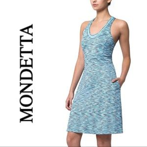 Mondetta MPG Travel Dress Sleeveless Activewear